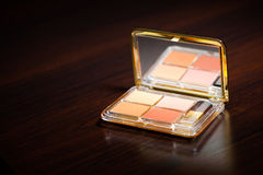 Makeup kit Royalty Free Stock Photography