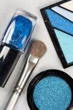 Makeup kit Stock Photography