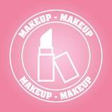 Makeup kit Stock Photos