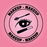 Makeup kit Royalty Free Stock Image