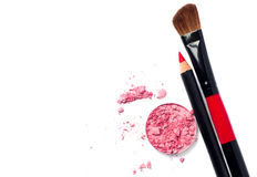 Makeup kit Stock Photos