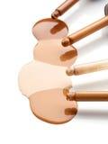 Makeup liquid foundation Stock Images
