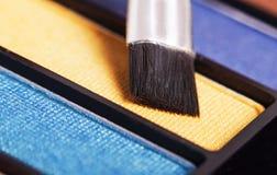 Makeup muśnięcie Zdjęcia Royalty Free