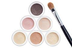 Makeup och skönhet Arkivfoto