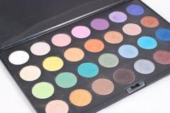 Makeup paleta Obraz Royalty Free
