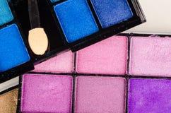 Makeup paleta Fotografia Royalty Free