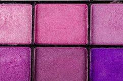 Makeup paleta Zdjęcie Royalty Free