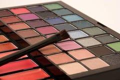 Makeup palette Stock Photos