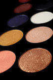 Makeup palette Royalty Free Stock Image