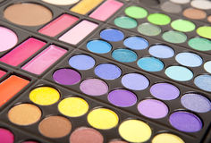 Makeup palettes Royalty Free Stock Photography