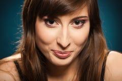 Makeup portrait Stock Images