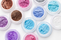 Makeup powder Royalty Free Stock Images