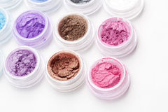Makeup powder Royalty Free Stock Photography