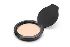 Makeup powder Royalty Free Stock Images