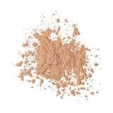 Makeup powder Stock Images