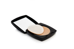 Makeup powder Stock Image