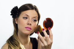 Makeup Royalty Free Stock Photography