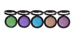 Makeup samples Stock Photography
