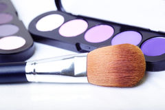 Makeup set Stock Image