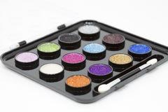 makeup set obraz stock