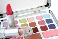 Makeup set Stock Photography