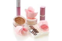 Makeup set Stock Photo