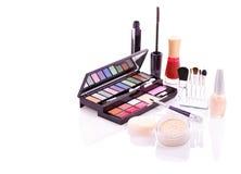 Makeup set Royalty Free Stock Photography