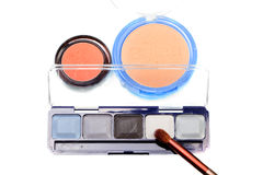 Makeup set for classic makeup Royalty Free Stock Image
