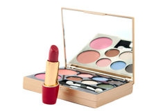 Makeup Set isolated Stock Photography