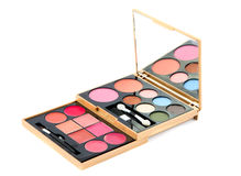 Makeup Set isolated Royalty Free Stock Image