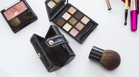 Makeup set Stock Images