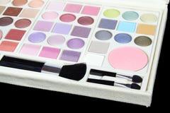 Makeup skrzynka zdjęcie royalty free
