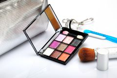 Makeup tool Stock Images