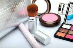 Makeup tool Royalty Free Stock Photos
