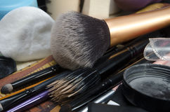Makeup tool Royalty Free Stock Photography