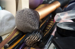 Makeup tool Royalty Free Stock Images
