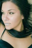 Makeup woman Stock Photography