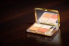 Makeup zestaw Fotografia Royalty Free