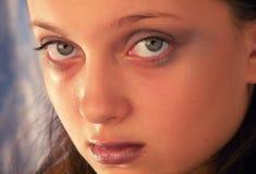makeupdrottning Arkivfoto
