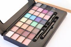 Makeupfärg Arkivfoto