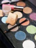 Makeuphjälpmedel Royaltyfria Foton