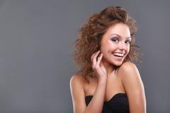 makeupkvinna Arkivfoton
