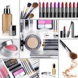 makeupmix Royaltyfri Fotografi