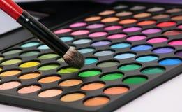 Makeuppalett Arkivfoton