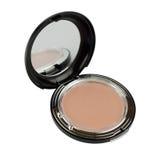 Makeuppulver med spegeln Fotografering för Bildbyråer