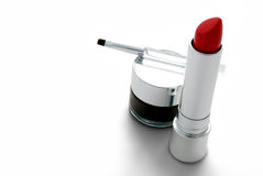 makeupset Royaltyfri Fotografi