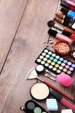 Makeupskönhetsmedel Royaltyfri Foto