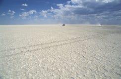 Makgadikgadi Pan, Botswana. Royalty Free Stock Photography