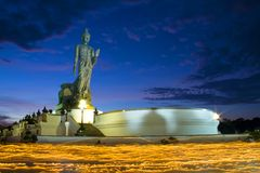 Makha Bucha Day Stock Photo