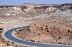 Makhtesh Ramón Imagen de archivo